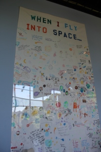 Space is a great way to get kids engaged and interested in science!