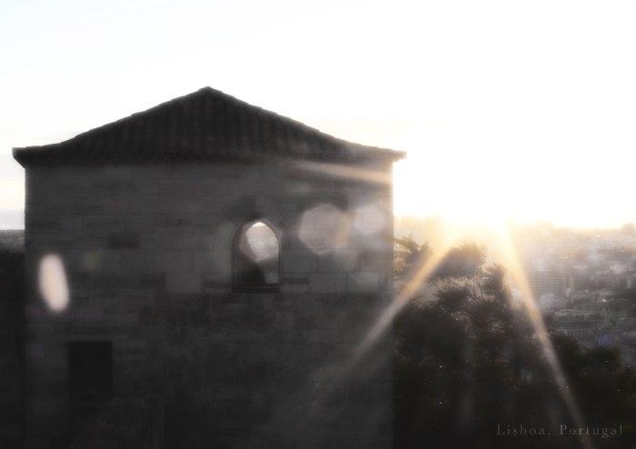 Lisbon.Sunset